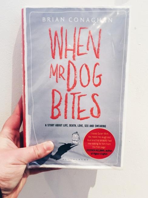 When Mr Dog bites.JPG