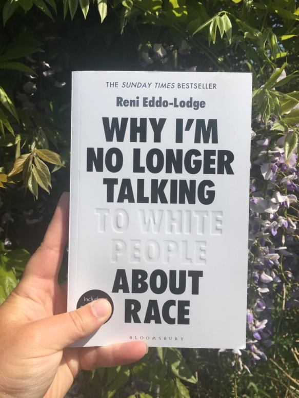 Why I am no longer talking to white people about race