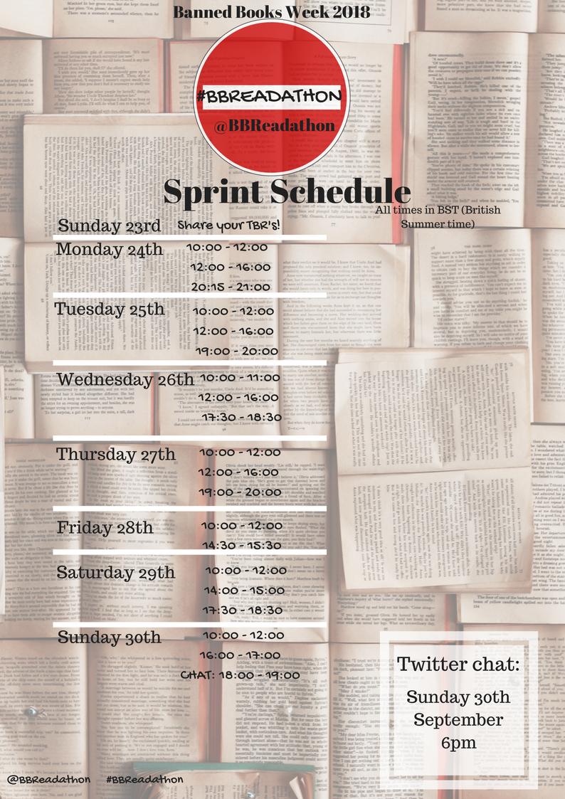 Sprint Schedule - final