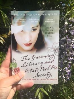 The Guernsey Literary and potato peelpie society