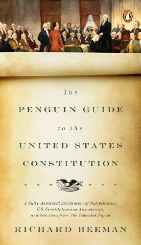 The Penguin Guide to the united states consitution